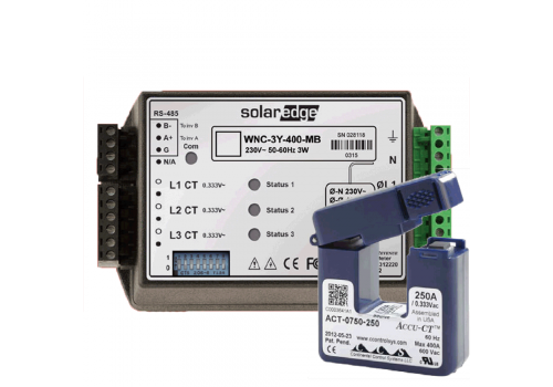 Elmätare Modbus SolarEdge - kit